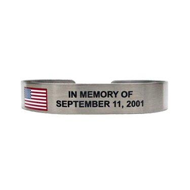 "6"" In Memory of September 11"
