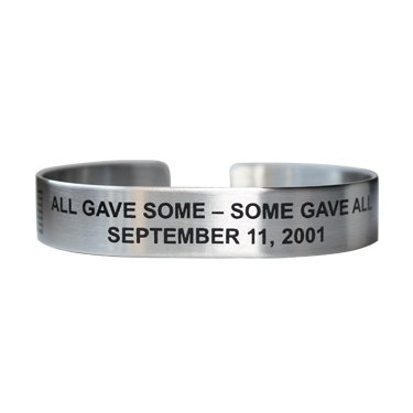 "7"" All Gave Some Some - Gave All September 11"