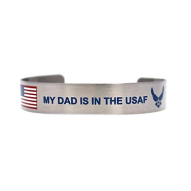 "6"" My Dad is in the USAF"