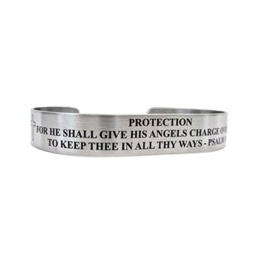 "7"" PROTECTION  Psalm 91:11"