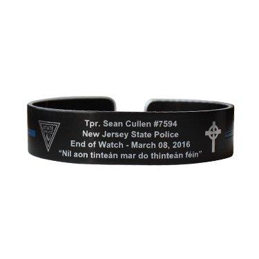 "Tpr. Sean Cullen Memorial Bracelet 7"" Regular size"
