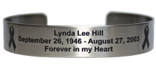 Custom Remembrance/Memorial Bracelet