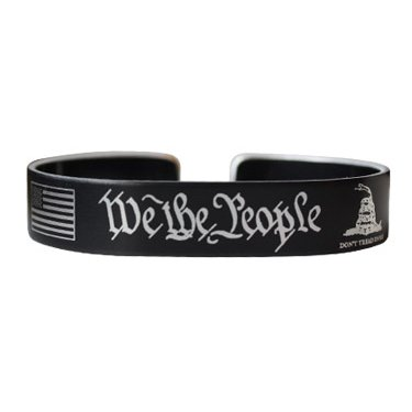 "We The People 6"" Bracelet"