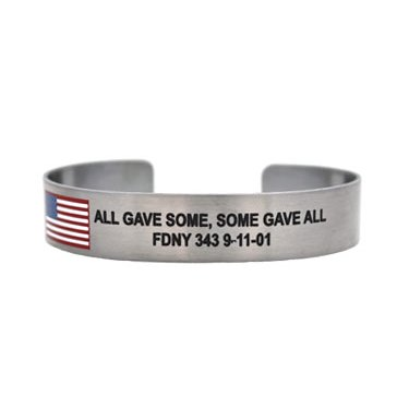 """6"""" All Gave Some 343 FDNY"""