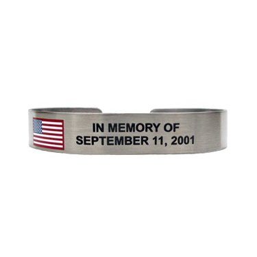 "6"" In Memory of September 11"
