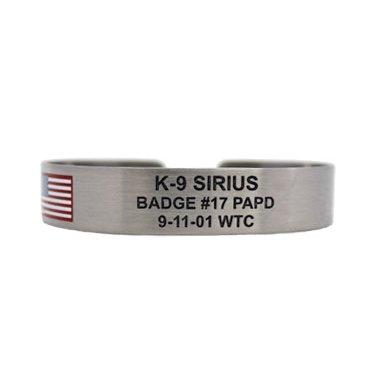 """7"""" K-9 Sirius"""