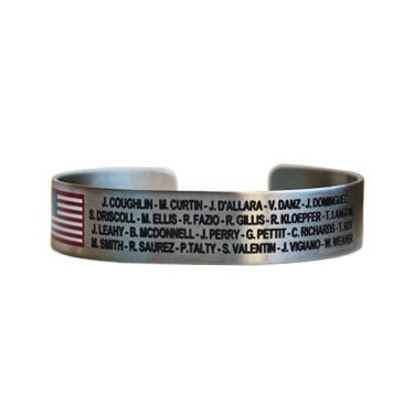 "6"" Small Size NYC Police Dept 9/11 23 names"