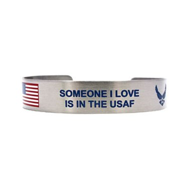 """6"""" Someone I Love is in the USAF"""