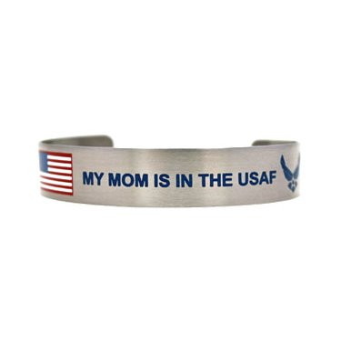 "6"" My Mom is in the USAF"