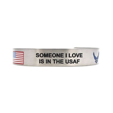 """7"""" Someone I Love is in the USAF"""