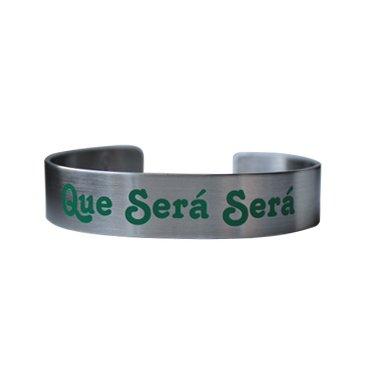Que Sera' Sera' (green)