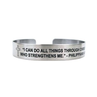 "7"" I can do all things through Christ...Philippians 4:13"